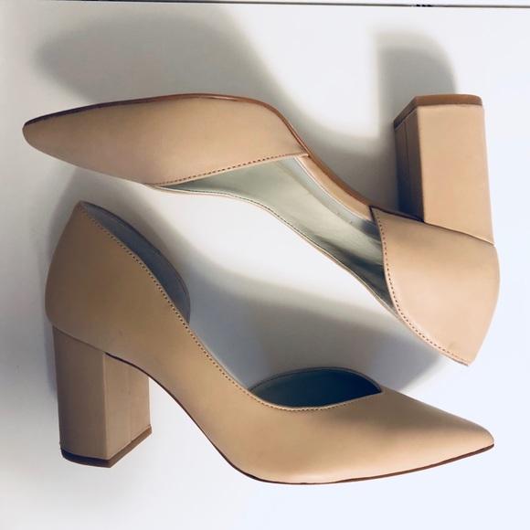 02cdc5083a26 1. State Shoes | Sisteen Half Dorsay Pump | Poshmark